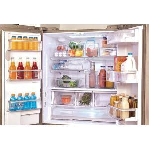InterDesign 冷蔵庫 缶ジュース ホルダー 小物 収納 オーガナイザー Fridge Bi...