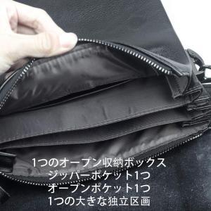 SPAHER(スバヒァ)男性の真皮単肩バッグ iPadビジネスバッグ 手袋 ハンドバッグ 斜めバッグ...