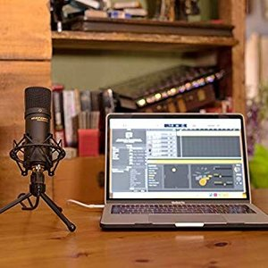マランツプロ USBコンデンサーマイク 生放送・録音・ポッドキャスト MPM1000U