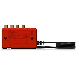 ベリンガー USB オーディオインターフェース 2入力 2出力 デジタル出力 U-CONTROL U...
