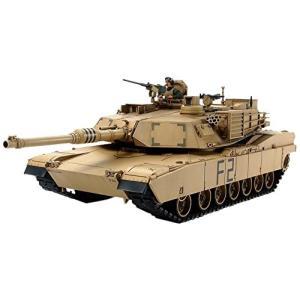 タミヤ 1/48 ミリタリーミニチュアシリーズ No.92 アメリカ軍 M1A2 エイブラムス戦車 ...