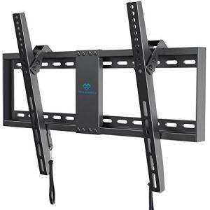 PERLESMITH テレビ壁掛け金具 32-70インチ 極薄33? ワンタッチ簡単設置 LCD LED 左右傾き調節 耐荷重60kg|mapletreehouse