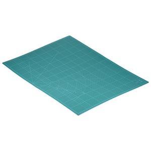 Aibecy 18 x 24インチ カッティングマット カッターマット 両面 A2 60cm×45cm グリーン 耐久性 PVC 5枚ペーパーカットマ|mapletreehouse