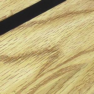 折りたたみ コンパクト メガネ ケース 三角 シンプル 眼鏡 収納 便利 (木目調 ベージュ)