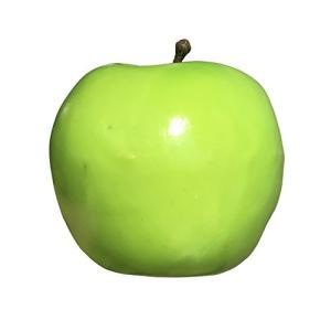 SENYON 食品サンプル リンゴ 果物 フルーツ ディスプレイ 模型 (5個、 青) mapletreehouse