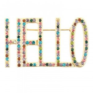 Tippi Candy ブローチ Hello 089351 mapsmarket