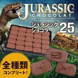 ホワイトデー チョコ チョコレート ギフト キッズ 子供  ギフト用 ジュラシックショコラ25(チョ...