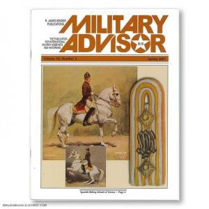 アメリカ書籍 ミリタリー・アドバイザー Vol.18 Num.2 // MILITARY_ADVISOR marblemarble