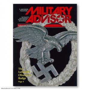 アメリカ書籍 ミリタリー・アドバイザー Vol.18 Num.3 // MILITARY_ADVISOR marblemarble