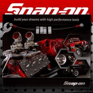 自動車ディーラーやモーターレースの整備士が絶大な信頼をよせている アメリカの工具メーカー「Snap-...