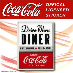 Coca-Cola(コカコーラ) ステッカー・デカールシール シリーズ2 / #016 // アメリカン雑貨 / メール便対応|marblemarble