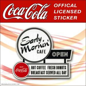 Coca-Cola(コカコーラ) ステッカー・デカールシール シリーズ2 / #020 // アメリカン雑貨 / メール便対応|marblemarble