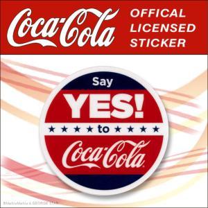 Coca-Cola(コカコーラ) ステッカー・デカールシール シリーズ2 / #026 //アメリカン雑貨 / メール便対応|marblemarble