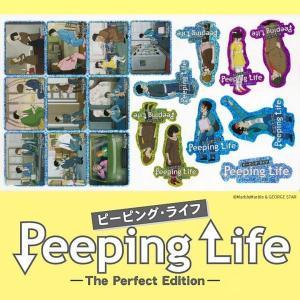 Peeping Life ピーピングライフ ステッカー 19枚アソート // メール便可|marblemarble