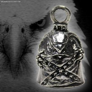 ガーディアンベル Guardian Bell バイカーベル イーグル&フラッグ // アメリカン雑貨 / キーホルダー / ギフト|marblemarble