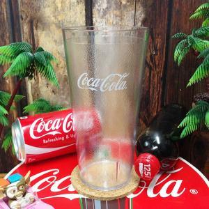 コカコーラ プラスチック タンブラー 20oz 591ml [ Coca Cola COKE 割れない コップ 52203550A 並行輸入 アメリカ Made in USA ]|marblemarble
