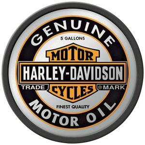 ハーレーダビッドソン ミラー オイル缶デザインミラー [ HDL-15216 HARLEY-DAVIDSON 鏡 アメリカン 受注発注 送料無料(一部地域を除く) ]|marblemarble