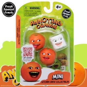 アノーイング・オレンジ KY ウザいオレンジ ミニフィギュア3体セット #4 マシュマロセット|marblemarble
