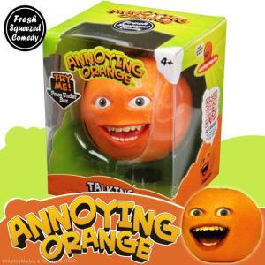 アノーイング・オレンジ KY ウザいオレンジ BOX入り トーキングフィギュア #1 Smilin' Orange|marblemarble