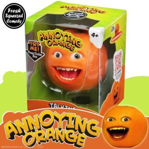 アノーイング・オレンジ KY ウザいオレンジ BOX入り トーキングフィギュア #2 Laughing Orange|marblemarble