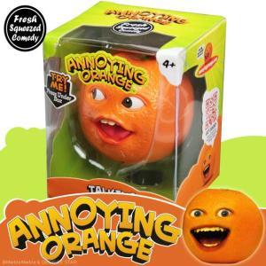 アノーイング・オレンジ KY ウザいオレンジ BOX入り トーキングフィギュア #4 Whoa Orange|marblemarble