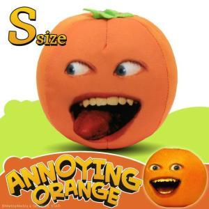 アノーイング・オレンジ KY ウザいオレンジ トーキング・フェイス・スクウィーズ Sサイズ #3 Nyah Nyah Orange|marblemarble