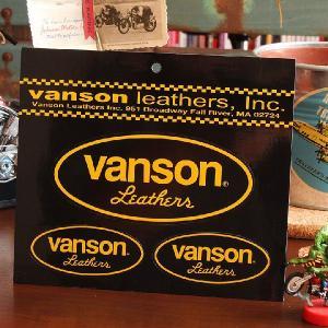 VANSON バンソン マグネットシート オーバル // 正規品 / オフィシャルライセンス|marblemarble
