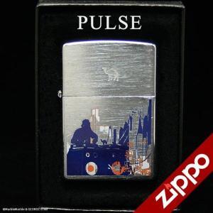 Zippo(ジッポー)ライター CAMEL(キャメル) PULSE 2005年 スイス限定品 // アメリカン雑貨 / 喫煙具 / ジッポ marblemarble