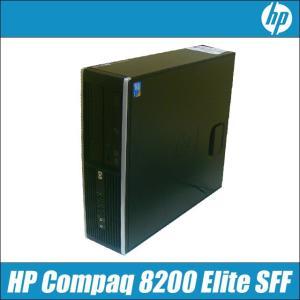 中古デスクトップパソコン Windows 7 Pro 64bit HP 8200 SFF Core i5-2400 3.10GHz メモリ:16GB 新品SSD:120GB HDD:250GB DVDマルチ 送料無料|marblepc