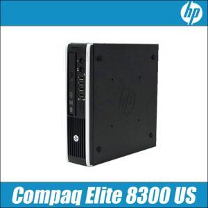中古デスクトップパソコン Windows 7 スモール HP Compaq Elite 8300 US/CT Corei5-3470 2.90GHz 新品SSD:120GB メモリ:8GB DVDマルチ 送料無料|marblepc