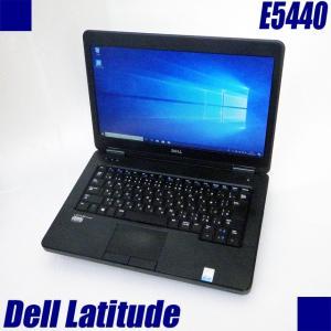 中古ノートパソコン Windows10(MAR) | Dell Latitude E5440 | コアi5 メモリ4GB 高速SSD128GB DVDマルチ 無線LAN Bluetooth内蔵 WPSオフィス付き 中古パソコン|marblepc