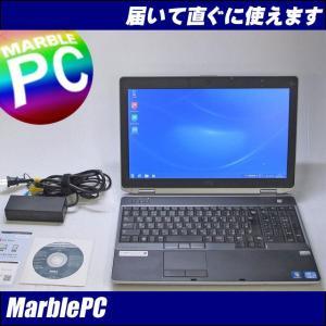 中古ノートパソコン Windows 7 Pro DELL Latitude E6530 Corei5-3230M 2.60GHz メモリ:8GB HDD:500GB Webカメラ DVDマルチ 送料無料|marblepc