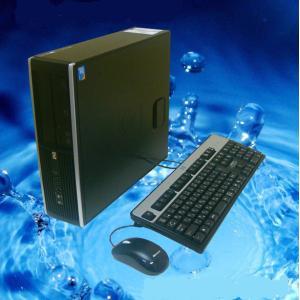 中古パソコン デスクトップPC Windows7-Pro搭載 | HP ヒューレット・パッカード Compaq 8000 Elite | Core2Duo 2.93GHz メモリ4GB HDD250GB◎