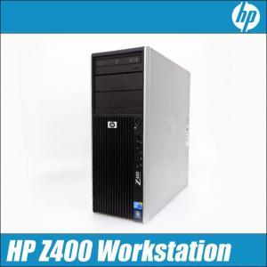HP Z400 Workstation ワークステーション | 中古デスクトップパソコン Windows10-Pro Quadro4000 Xeon搭載 メモリ8GB HDD250GB×2基 DVDマルチ 中古パソコン|marblepc