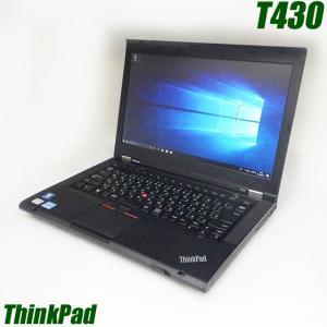 中古ノートパソコン Windows10(MAR) Lenovo ThinkPad T430 | コアi5(2.60GHz) メモリ8GB HDD320GB WEBカメラ DVDマルチ 無線LAN WPSオフィス付き 中古パソコン|marblepc