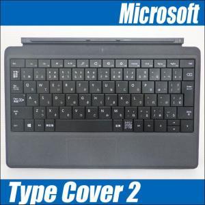 中古キーボード Microsoft Surface Type Cover 2 Model 1561 | マイクロソフト純正 サーフェス専用キーボード タイプカバー2モデル1561 ブラック|marblepc