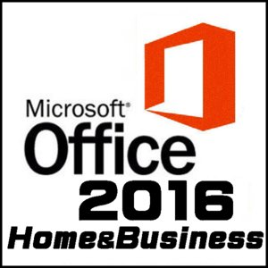 Microsoft Office Home&Business 2016(インストールサービス)【当サイト中古パソコンご購入オプション】