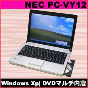 中古ノートパソコン Windows XP 液晶12.1型 | NEC VersaPro VY12A/M-6| Core2Duo SU9300:1.20GHz メモリ:2GB HDD:80GB DVDスーパーマルチ 無線LAN|marblepc