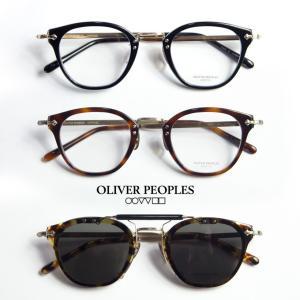 OLIVER PEOPLES オリバーピープルズ 507c ウェリントンメガネ