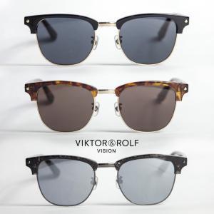 サーモントブローサングラス VIKTOR&ROLF メガネ 71-0122|marcarrows