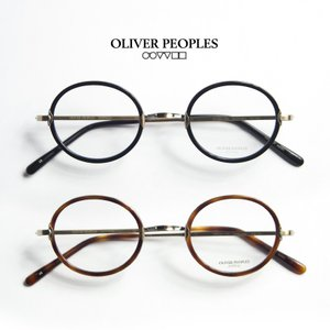 OLIVER PEOPLES オリバーピープルズ ACKERMAN オーバルメガネ 丸メガネ|marcarrows