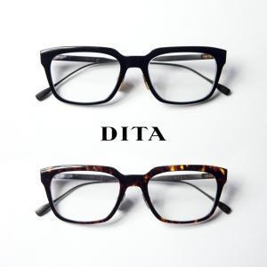 ディータ DITA ARGAND 54サイズ ウェリントン メガネ 伊達 度付き