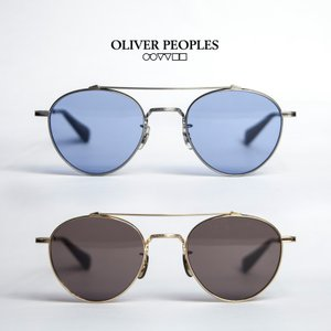 OLIVER PEOPLES オリバーピープルズ BRUNNER ボストンサングラス|marcarrows