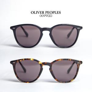 OLIVER PEOPLES オリバーピープルズ CAVAN ボストンウェリントン サングラス|marcarrows