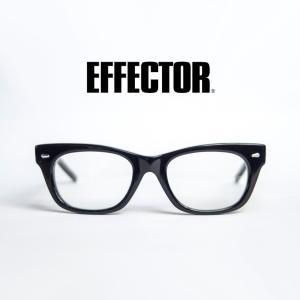 EFFECTOR エフェクター distortion メガネ 伊達 度付き|marcarrows