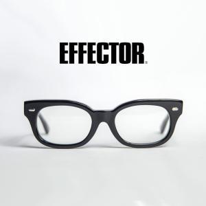 EFFECTOR エフェクター fuzz メガネ 伊達 度付き|marcarrows