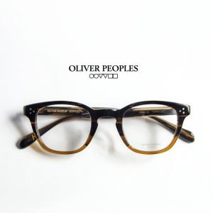 OLIVER PEOPLES オリバーピープルズ KENDRICK ウェリントン メガネ 度入り 伊達|marcarrows