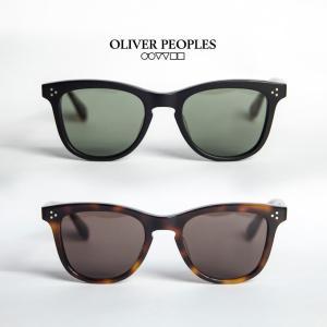 OLIVER PEOPLES オリバーピープルズ LURENE ウェリントンサングラス レディース|marcarrows