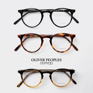 OLIVER PEOPLES オリバーピープルズ O'MALLEY ボストン メガネ 度入り 伊達|marcarrows