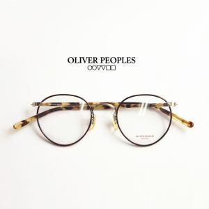 OLIVER PEOPLES/オリバーピープルズ /OP-78R/メガネ/セル輪ボストン|marcarrows